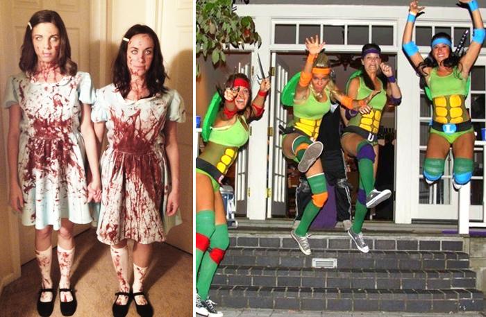 """""""Vad ska man klä ut sig till på Halloween """" Om du har undrat det så kan den  här listan vara något för dig – och dina kompisar. Här är 19 halloween-kostymer  ... 856a466646fa9"""