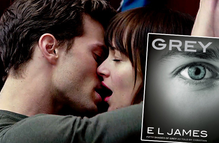 "Ny ""Fifty shades of Grey""-bok"