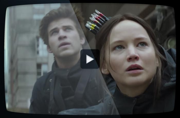 Officiella trailern till Hunger Games: Mockingjay del 2