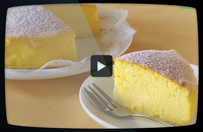 Cheesecake på tre ingredienser