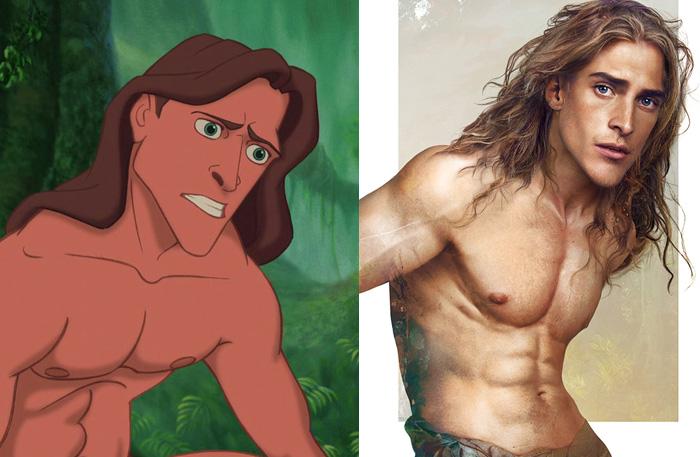 Tarzan tecknad sex omvänd cowgirl kön videor