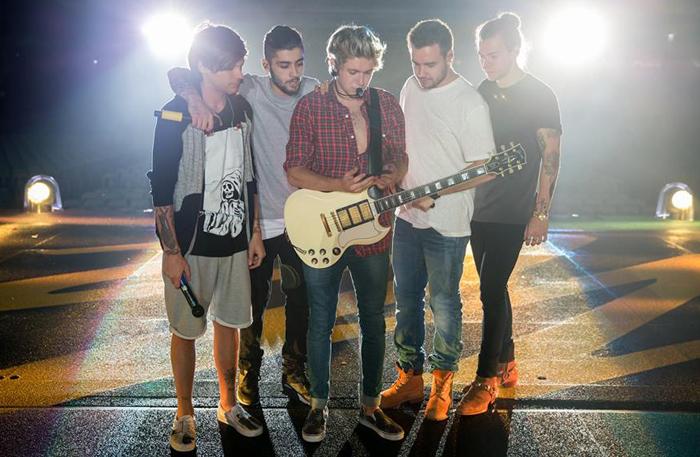 One Direction splittras