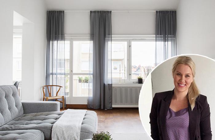 blondinbella lägenhet