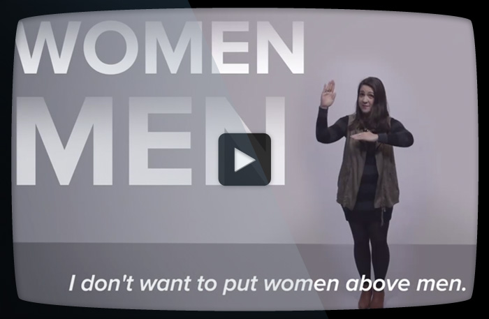Det här är feminism