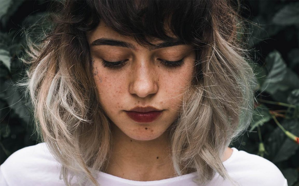 Färga håret ombre hemma