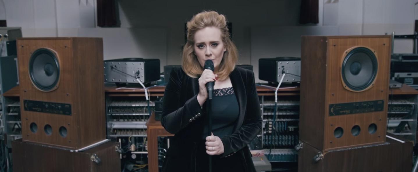 Adeles nya låt