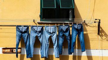 vilka jeans passar din kroppsform modell
