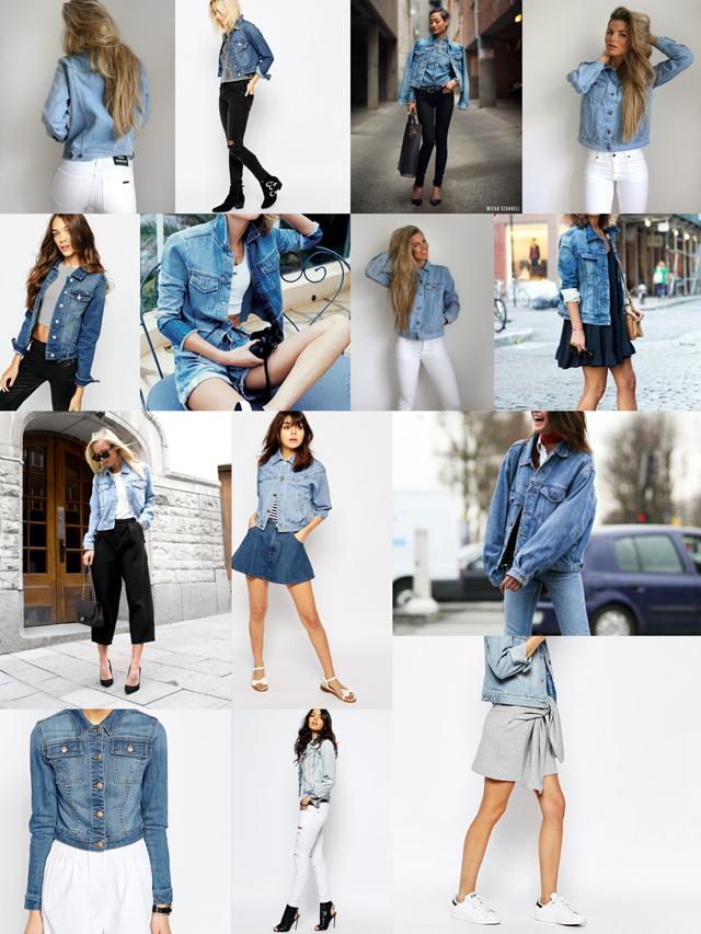Dressad i denim: 11 snygga jeansjackor för hösten | Kingmagazine