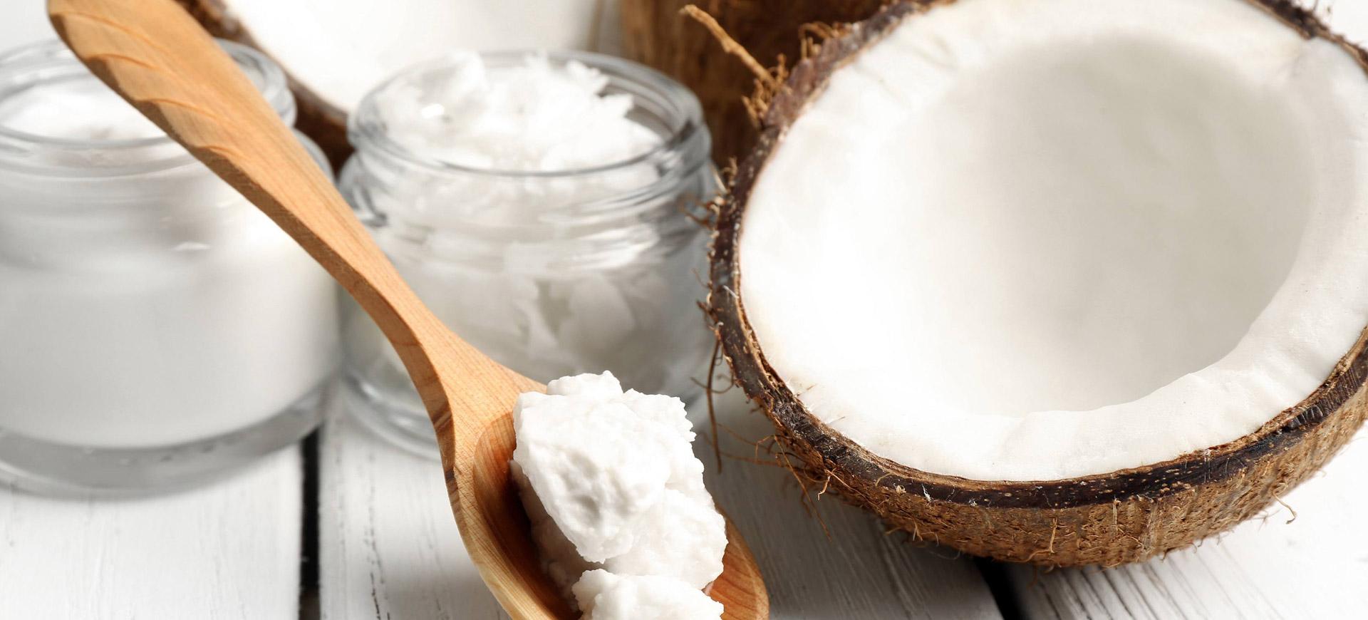 hur mycket kokosolja per dag