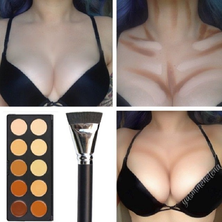 Breast-Contouring