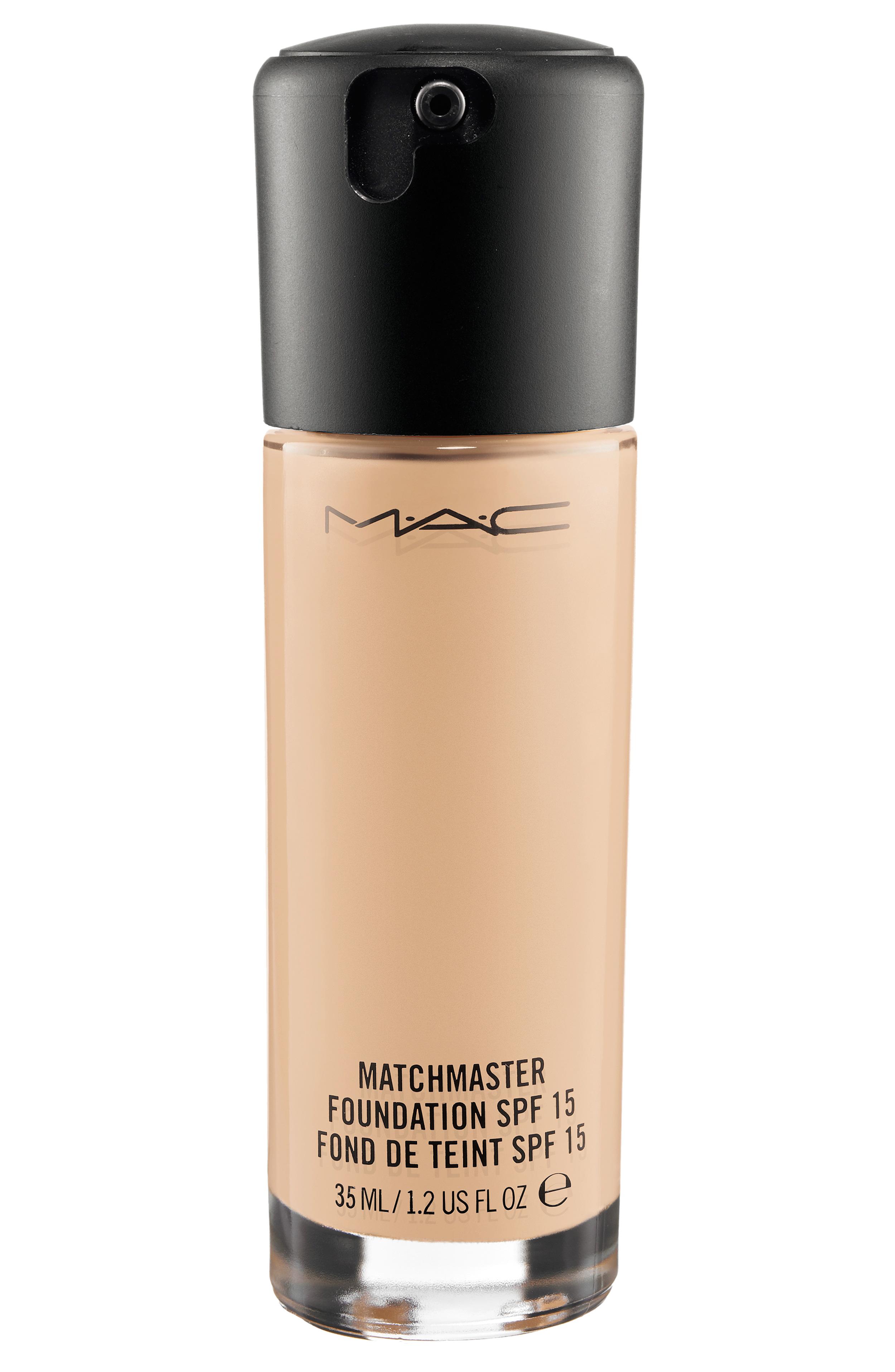 Foundation test 2016: Mac matchmaster