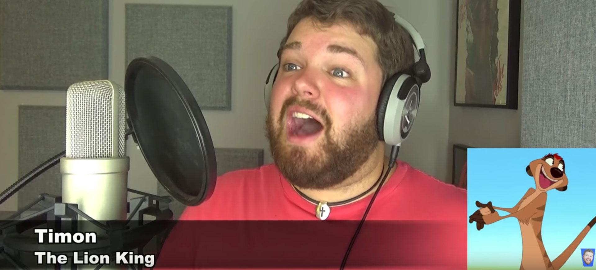 Brian Hull sjunger Hello