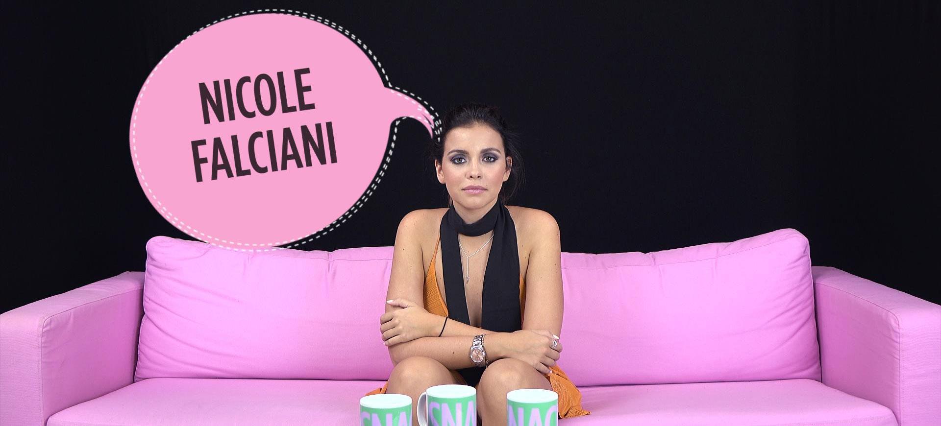 Nicole Falciani talar ut om sin depression och vilka symptom hon först märkte av
