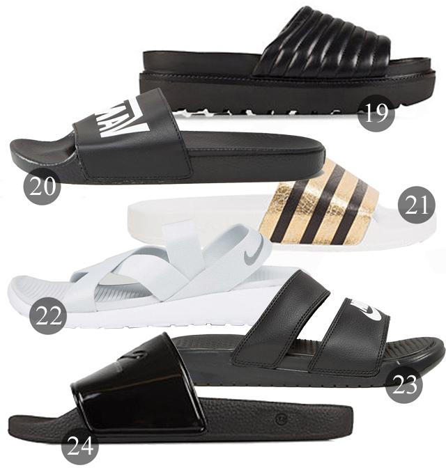 sportiga sandaler