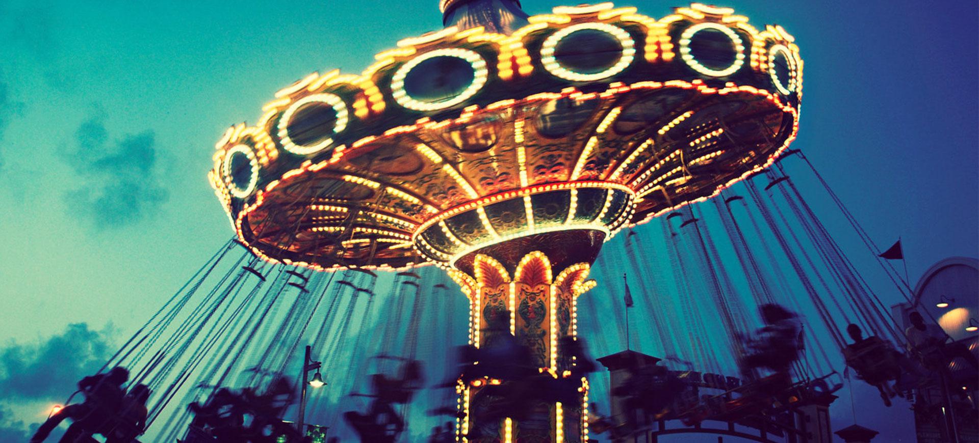 Tivoli är ett hett dejtingtips i sommar