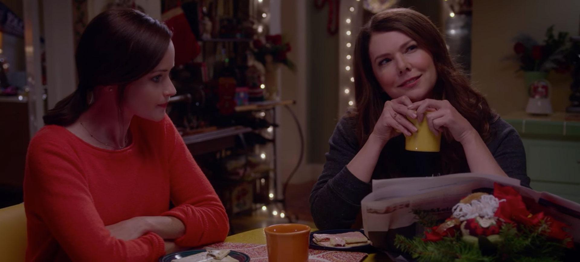 Nya avsnitt av Gilmore Girls