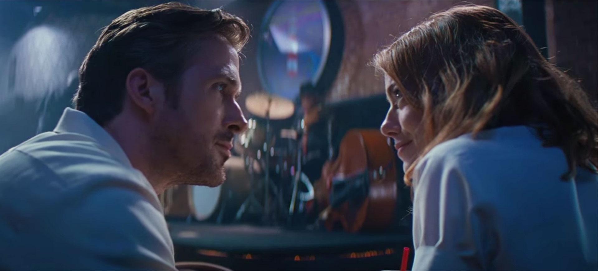 Se Ryan Gosling och Emma Stones nya filmtrailer här!