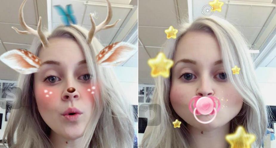 app ändra ansikte