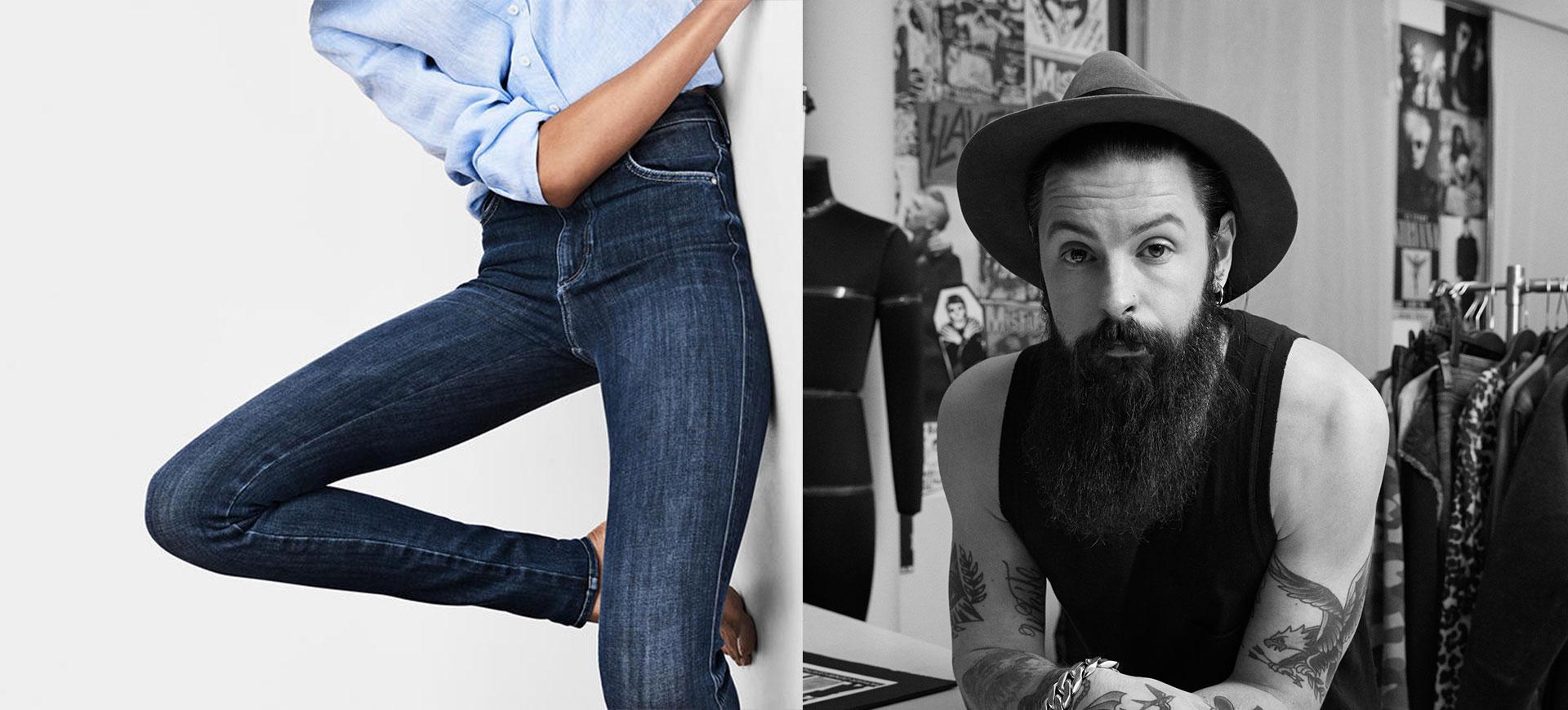 jeans hitta passform