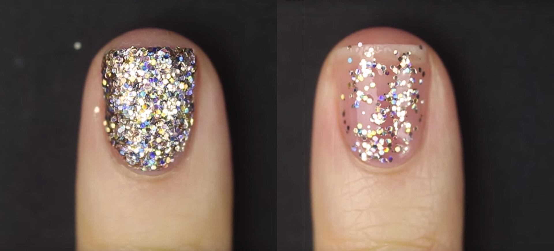 flytande tejp naglar