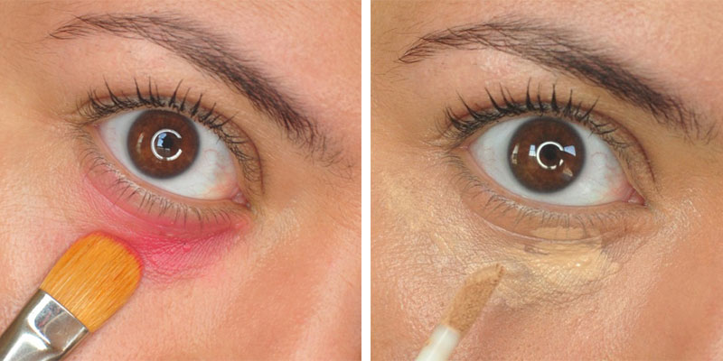 röd-concealer-ögon
