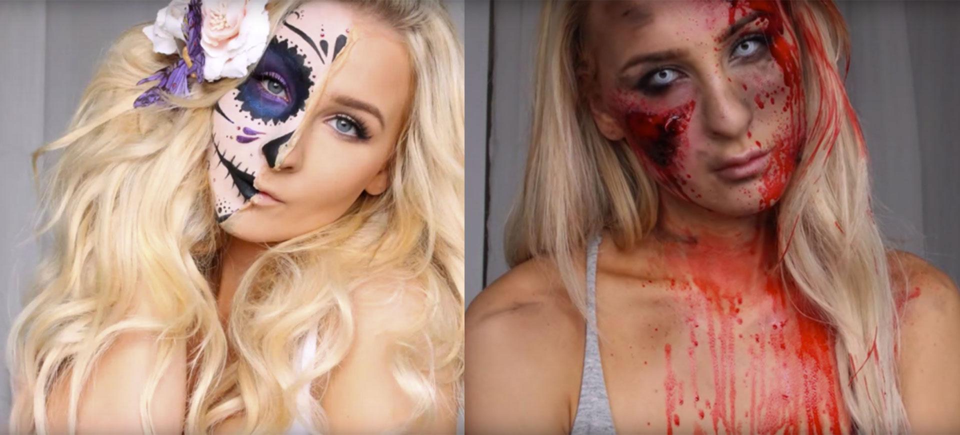 8 Halloween-sminkningar