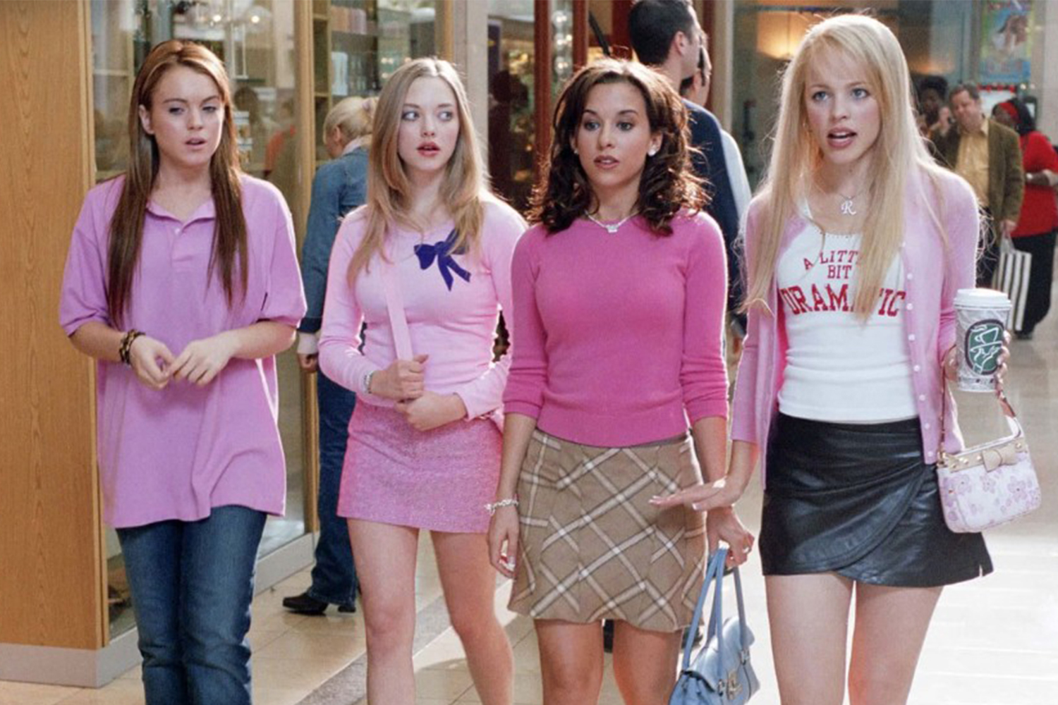 Mean girls moments