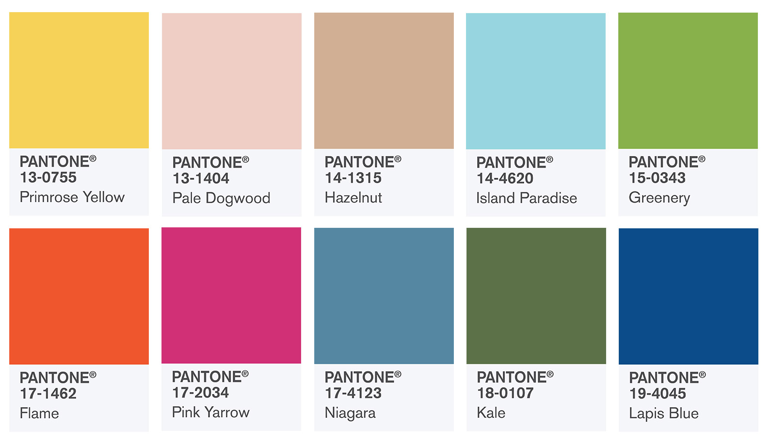 pantone-farger