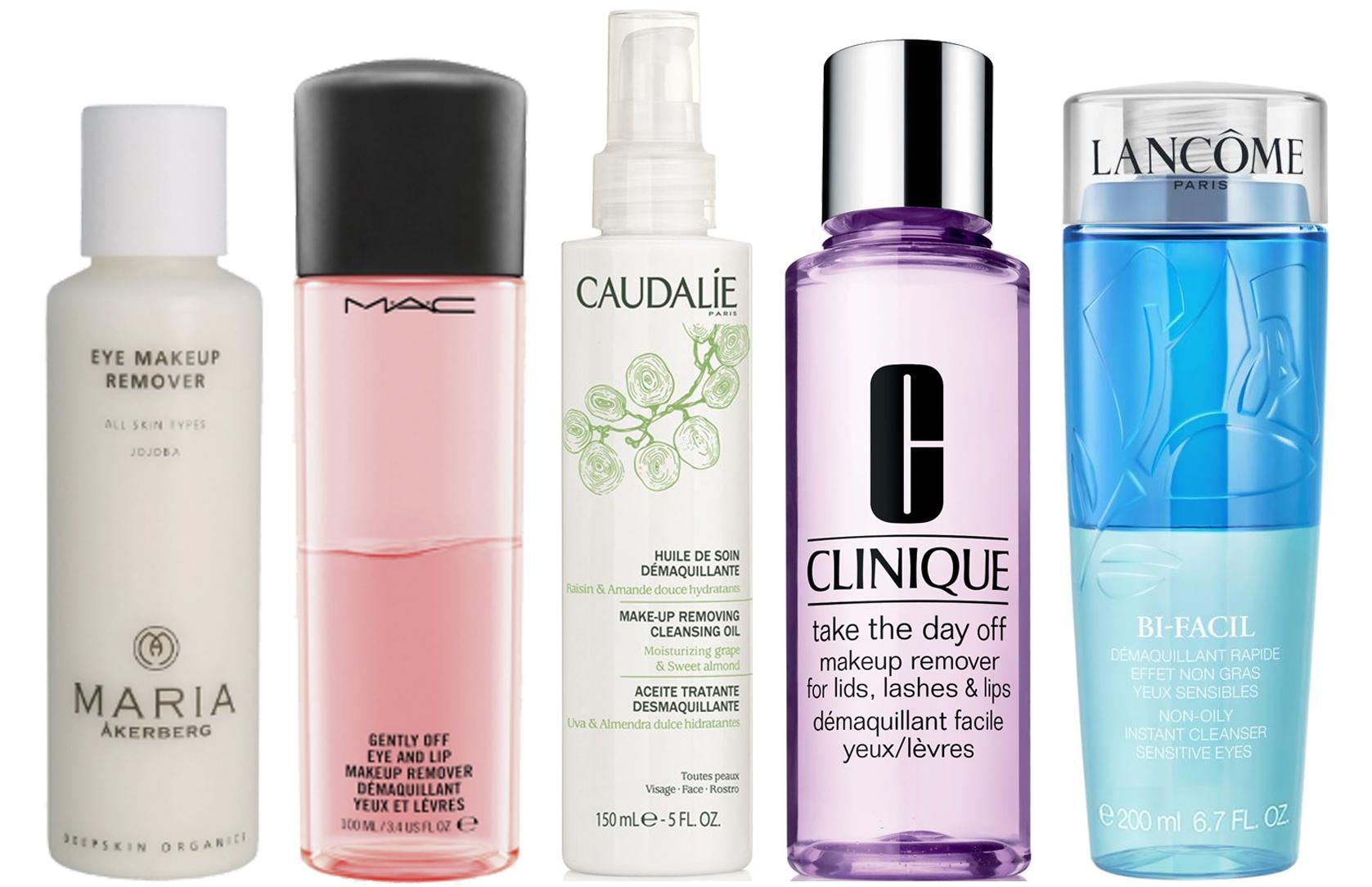 ta bort vattenfast mascara tips