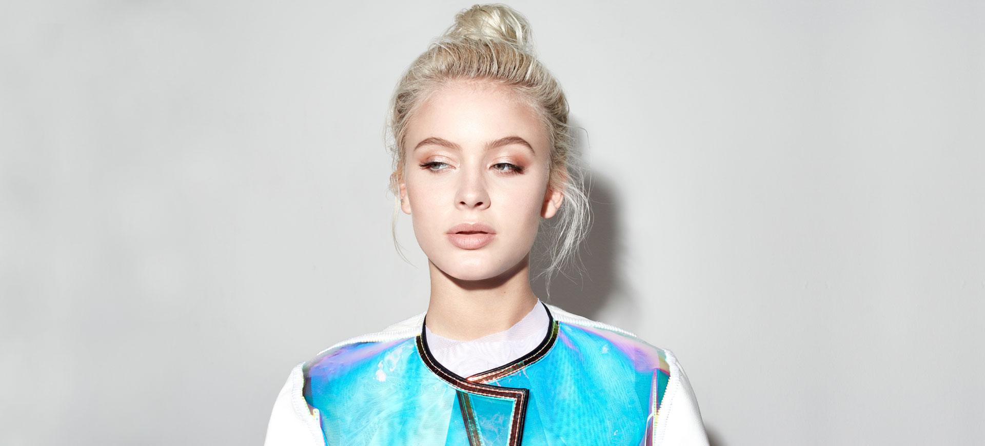 Zara Larsson på X factor
