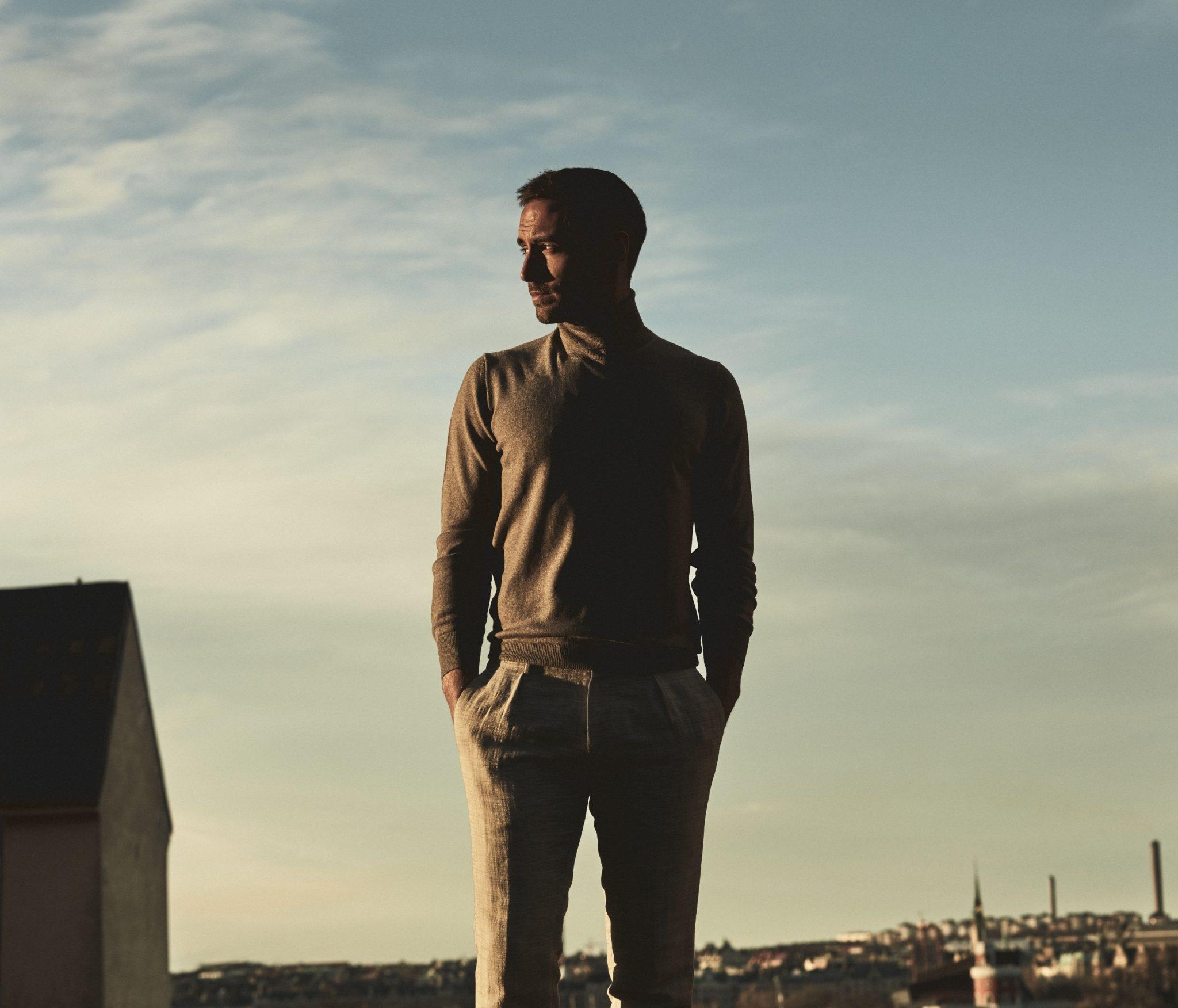 Måns Zelmerlöw Hero Chameleont Glorious album platta