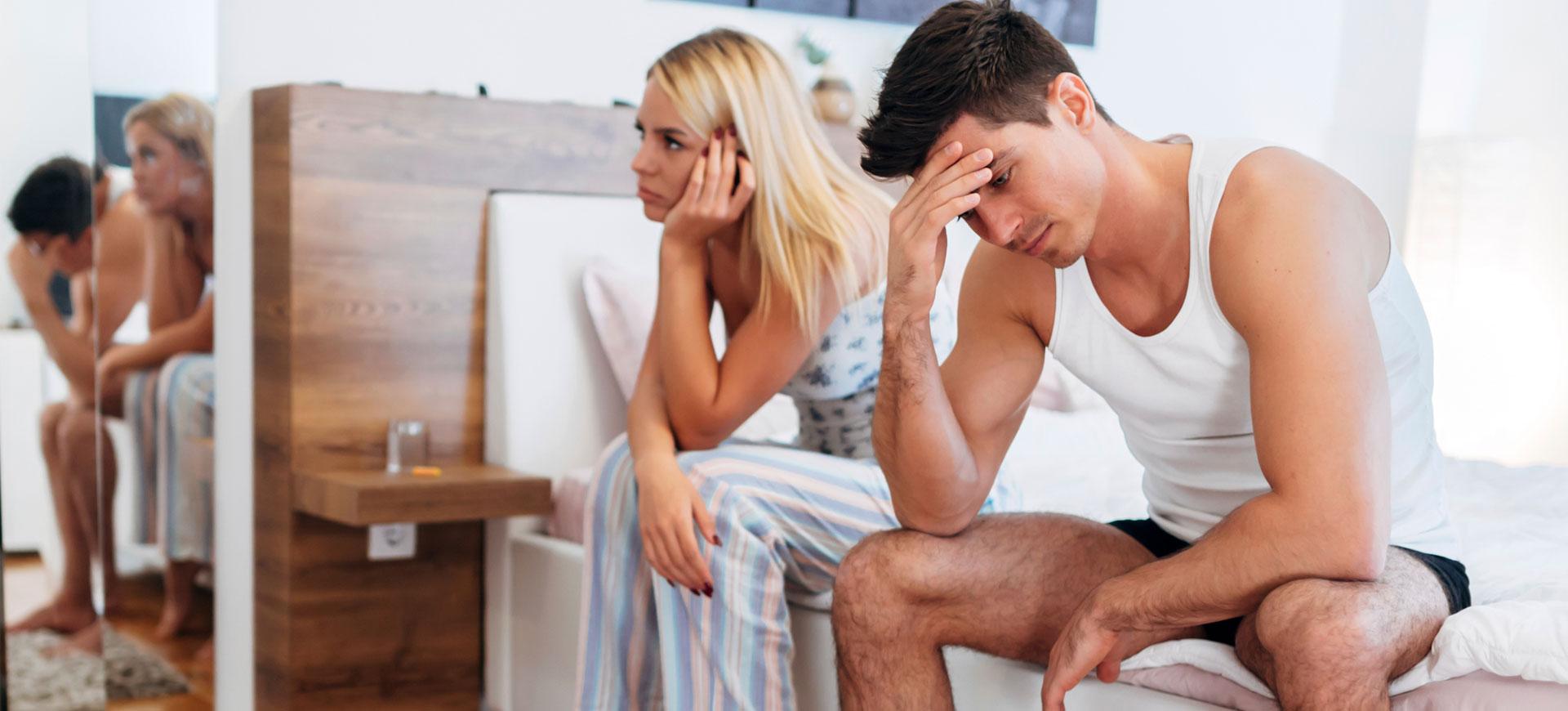 stress och sex