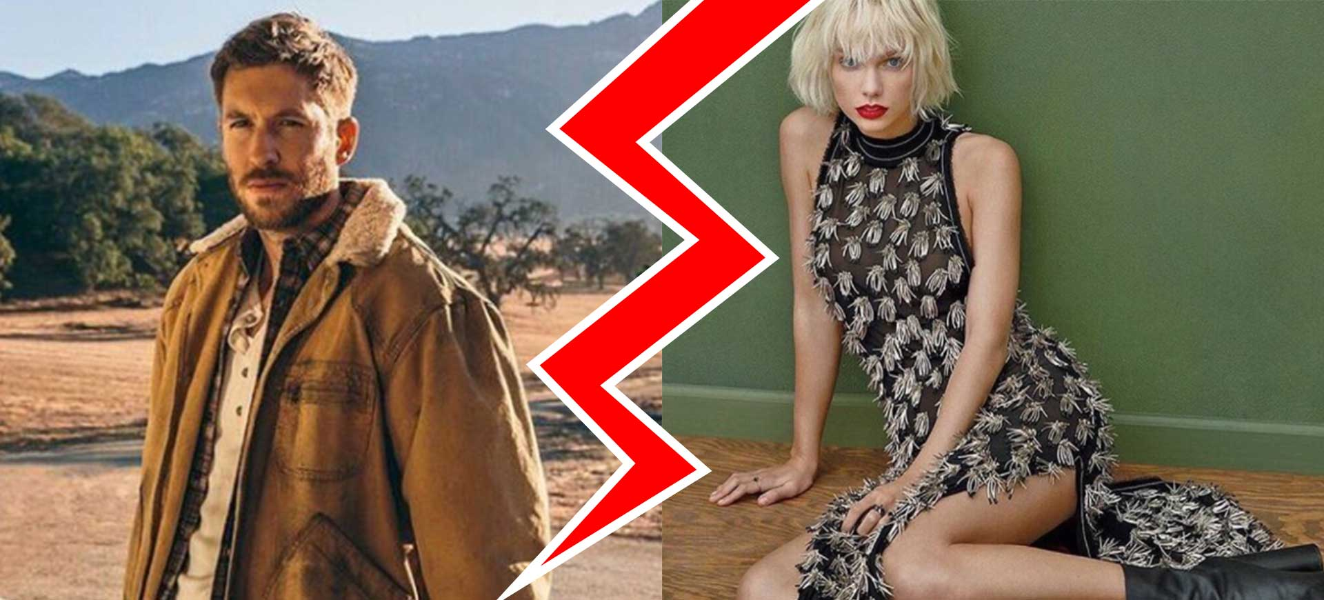 taylor swift vs calvin harris