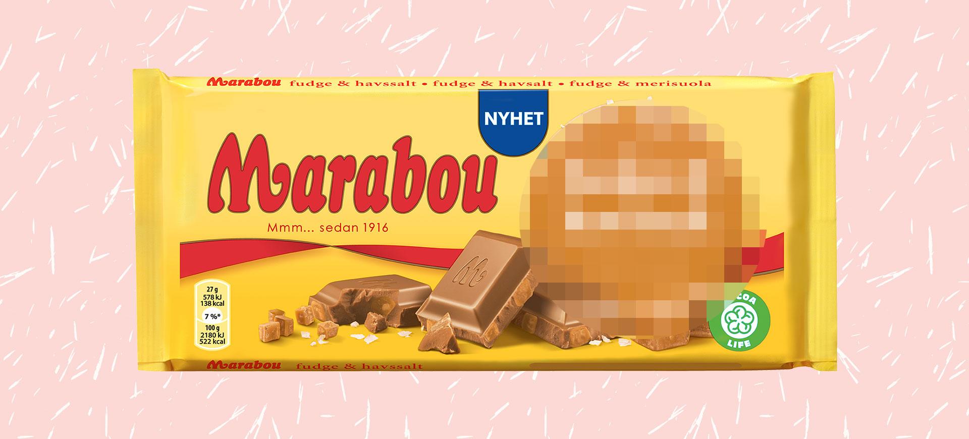 marabou ny chokladsmak
