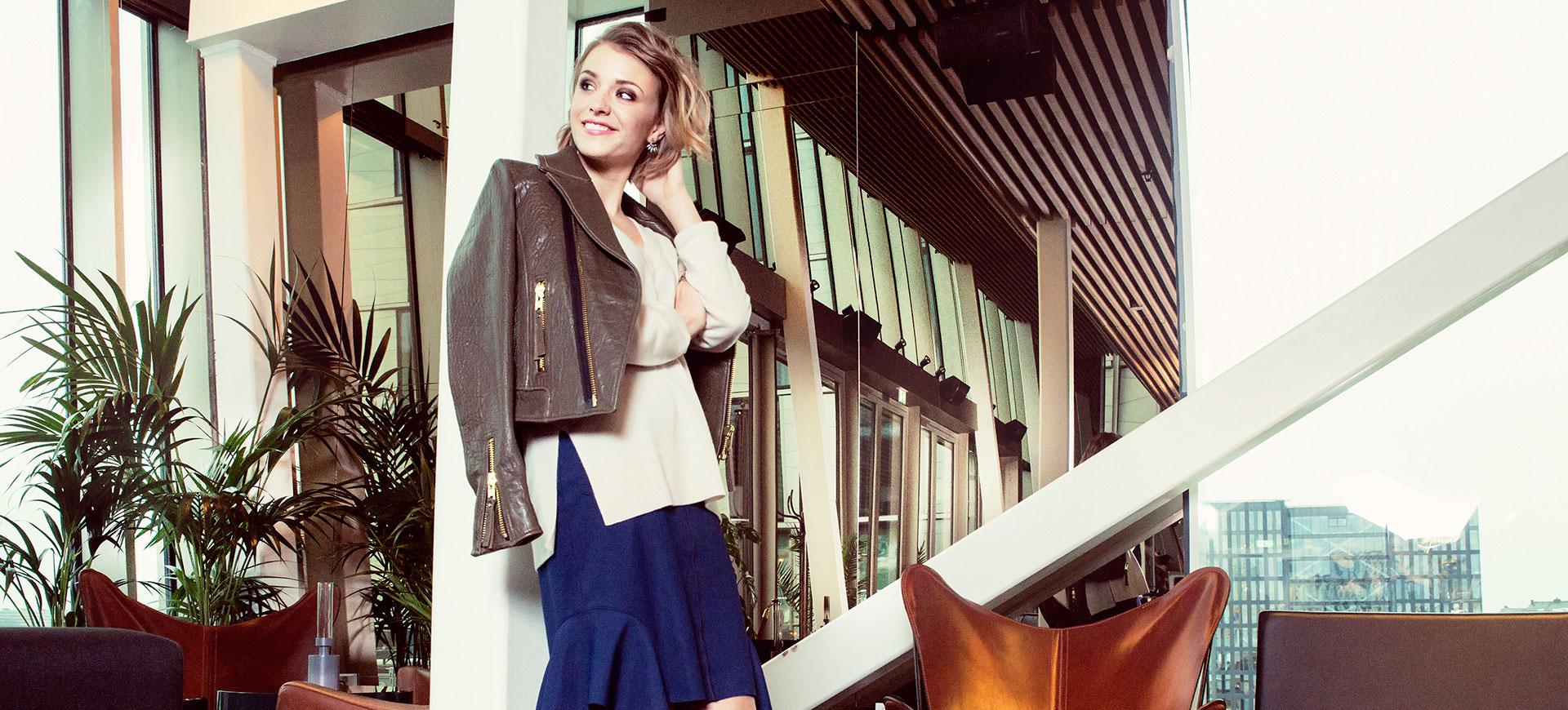 Clara Henry leder Melodifestivalen 2017