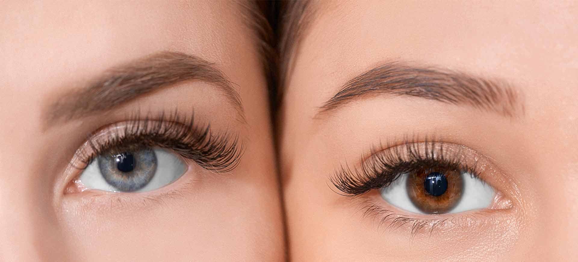 ögonfranstatuering