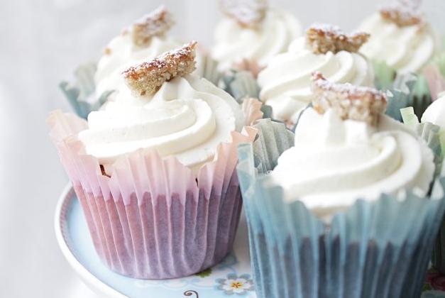 semlor cupcakes