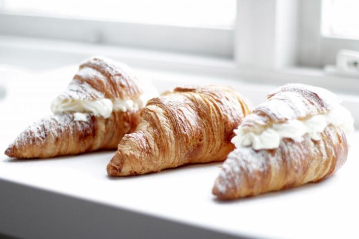 semla croissant