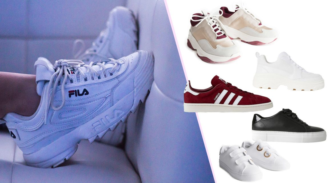 17 våriga sneakers för alla stilar (och plånböcker!) – VeckoRevyn 0df35bf94ac32