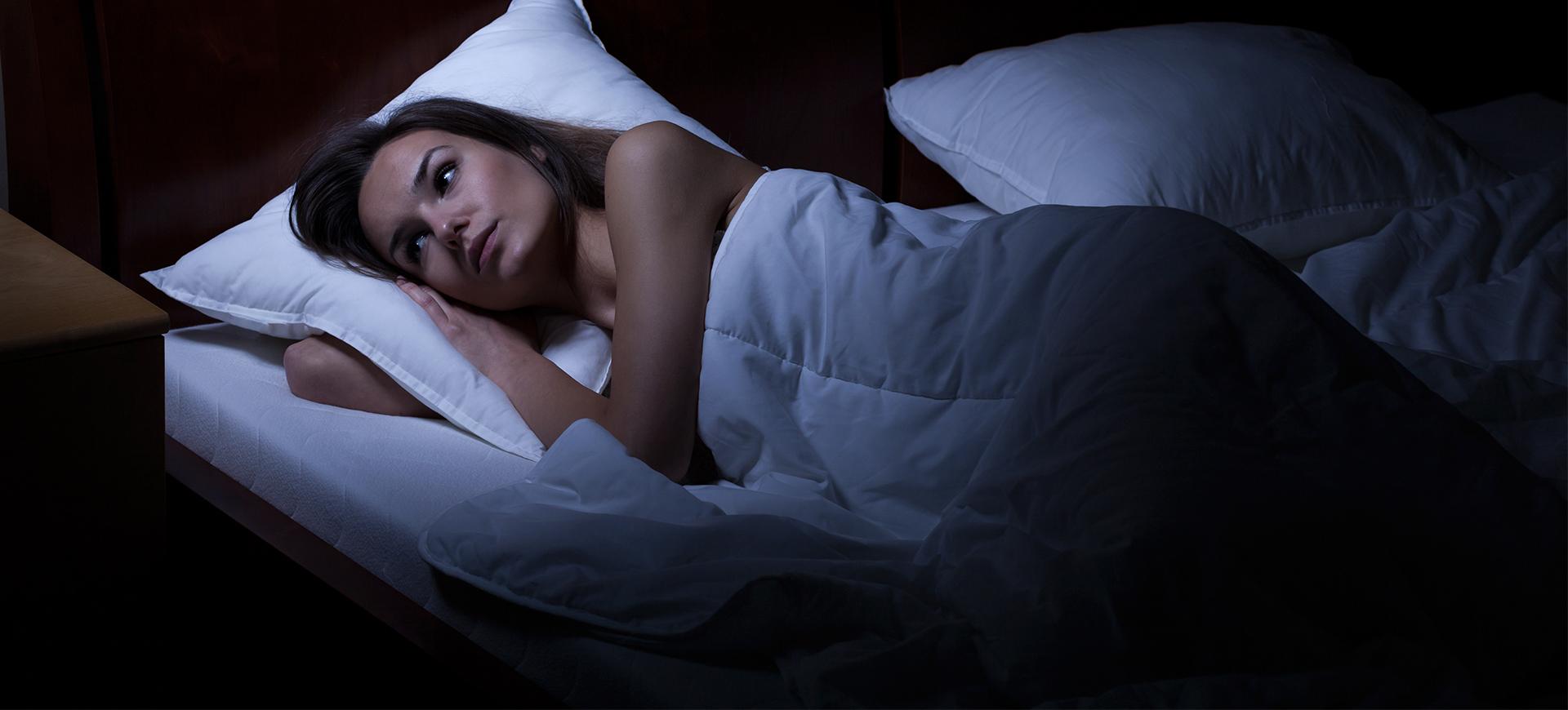 vaknar klockan 3 varje natt