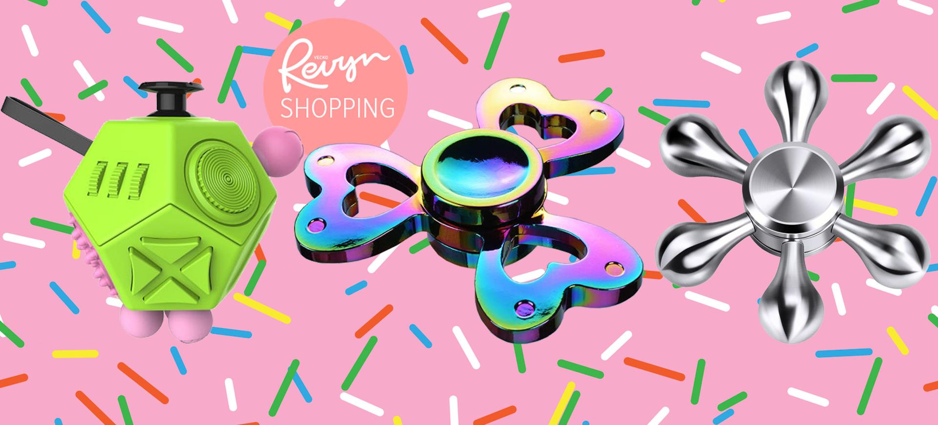 fidget spinner cube spinner