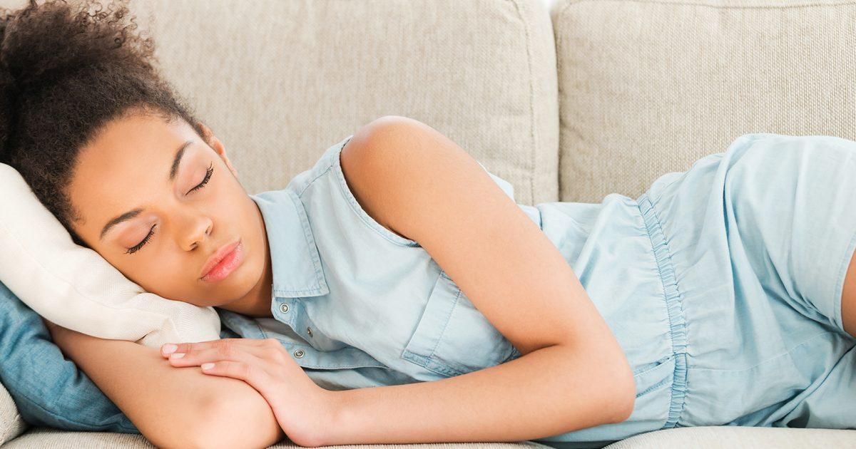 hur länge bör man sova