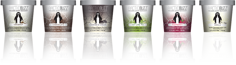 arctic buzz alla glassar