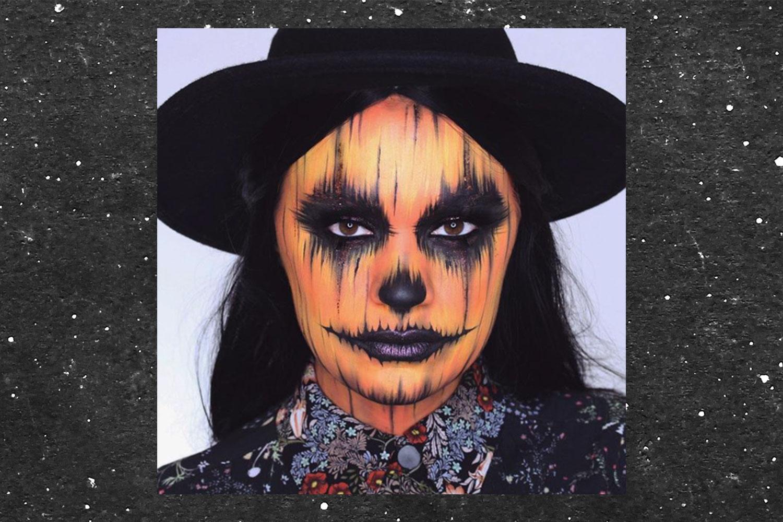 Halloween Sminkningar Clown.14 Snygga Halloweensminkningar Du Kan Gora Hemma Veckorevyn