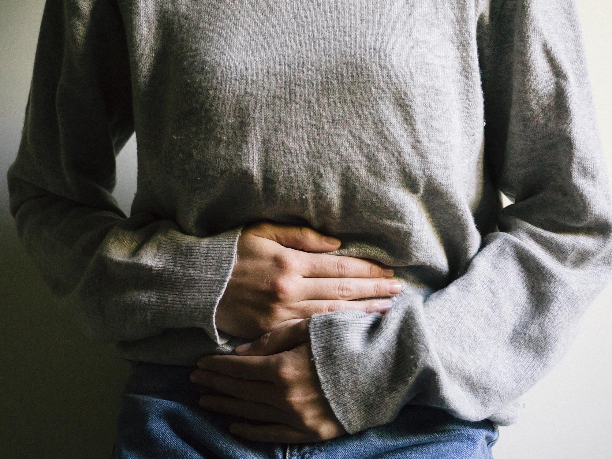 mensvärk ont