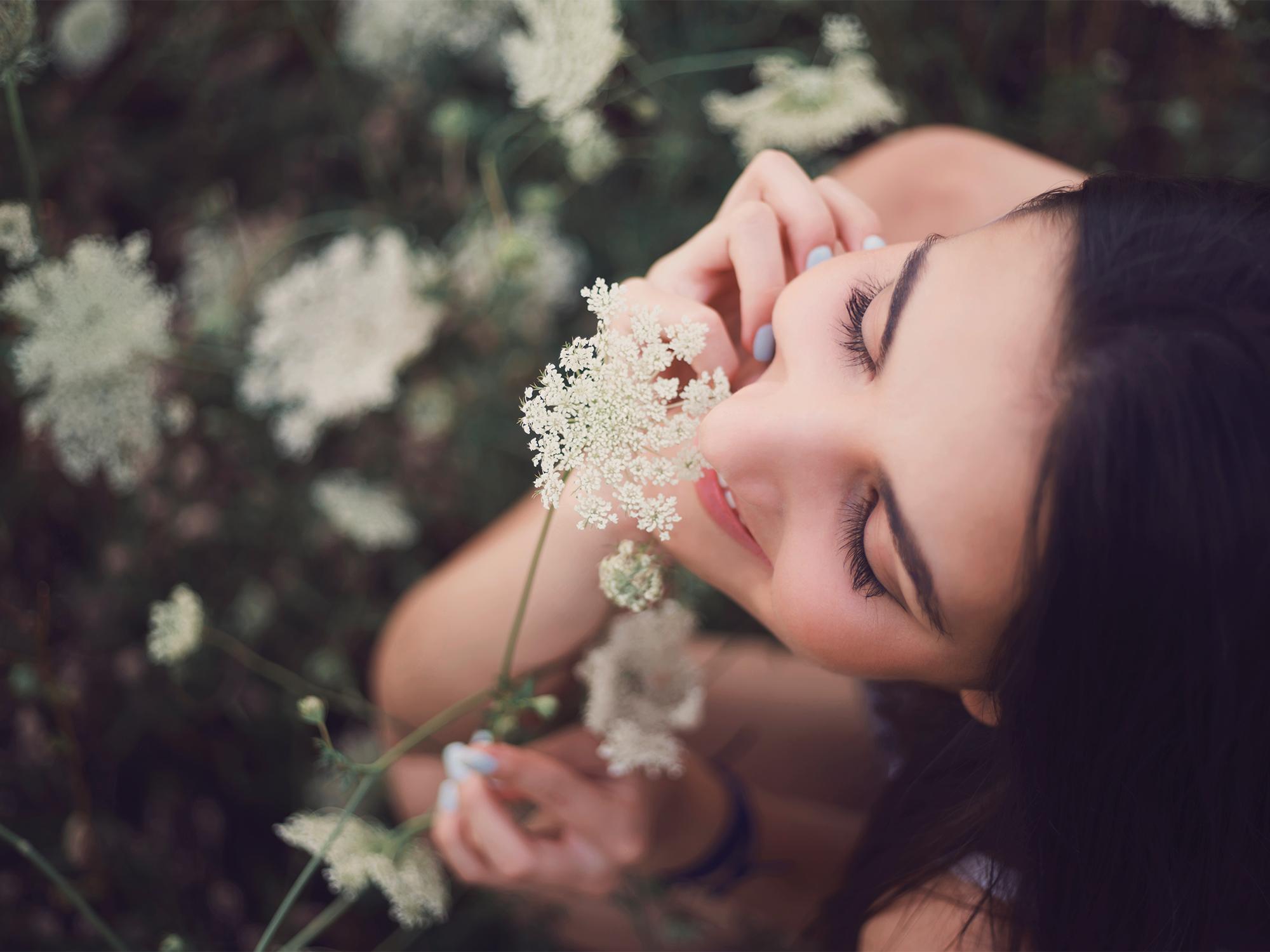 parfym sommarens dofter