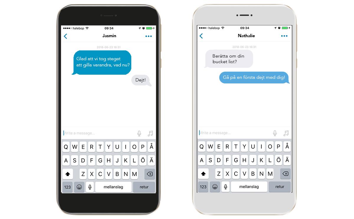 roliga första meddelanden för online dating