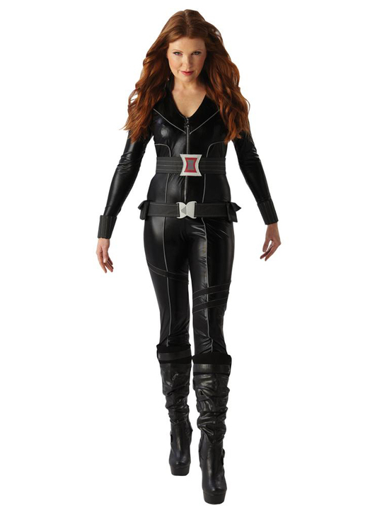 Halloween black widow