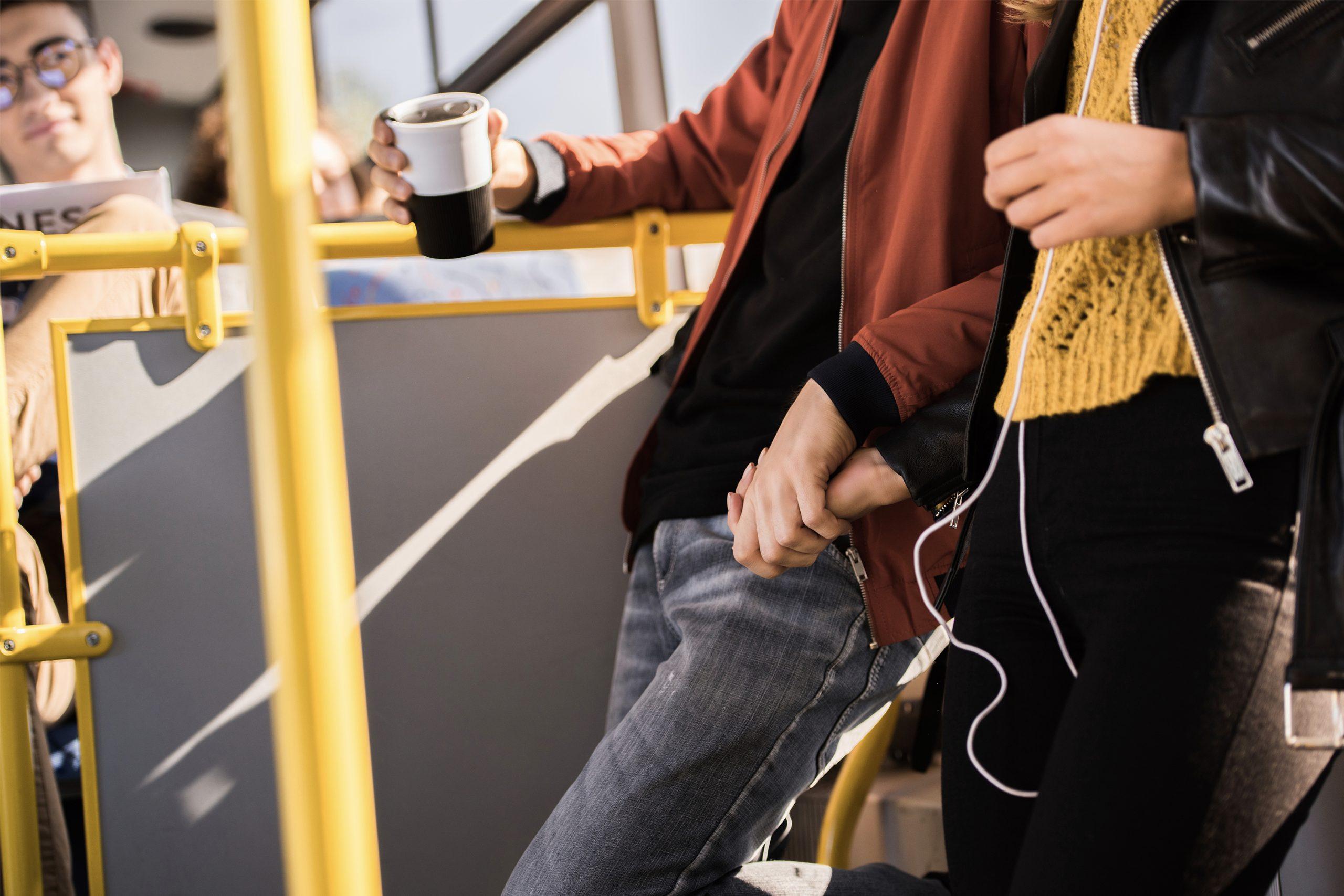 karlek pa bussen