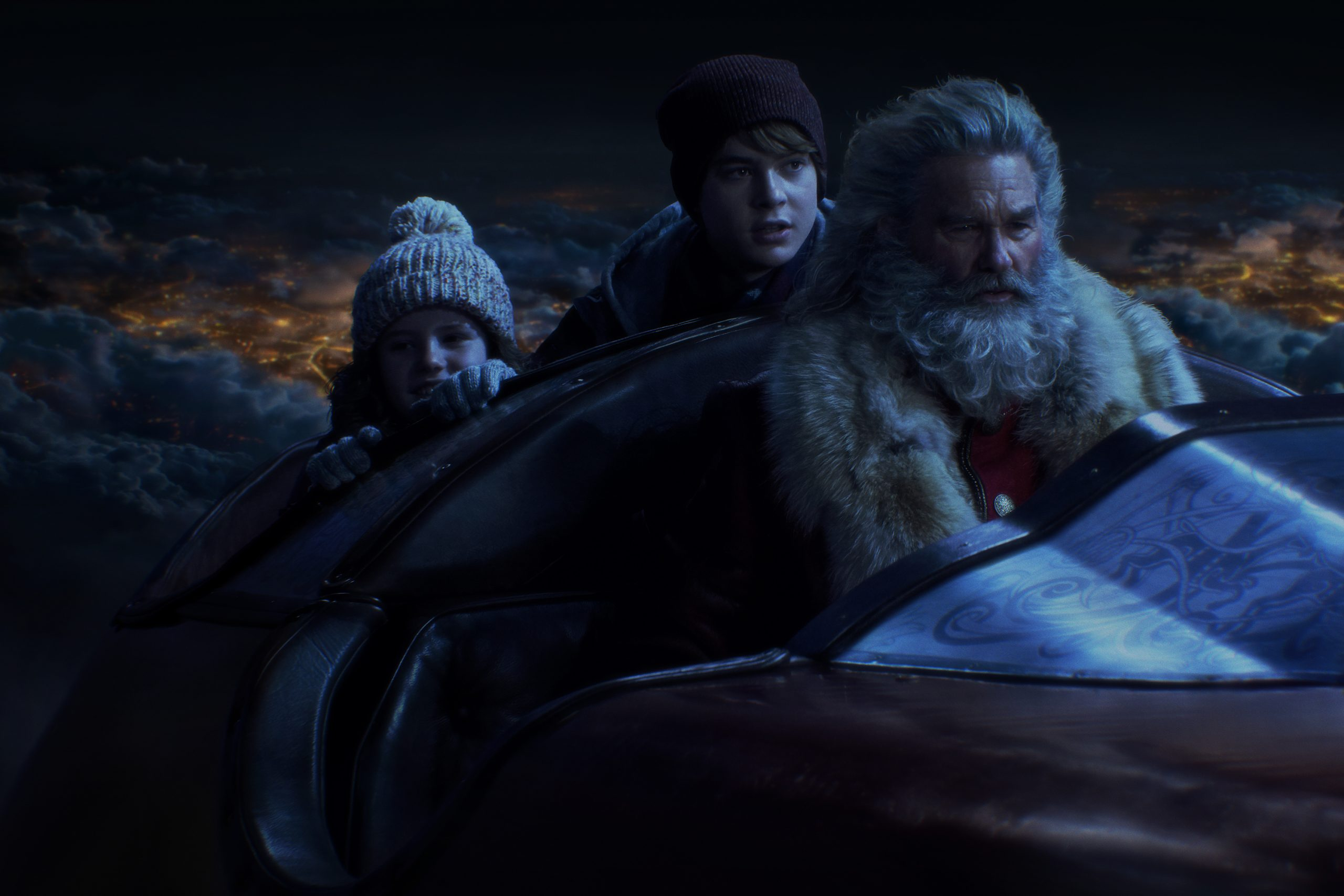 netflix julfilm the christmas chronicles